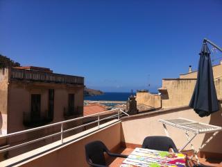 Casa Vacanza Flavia con terrazzo 250 dal mare - Castellammare del Golfo vacation rentals