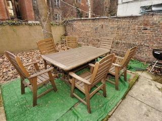 Columbus Duplex 3BR/2BA for 7 - Upper West Side - New York City vacation rentals