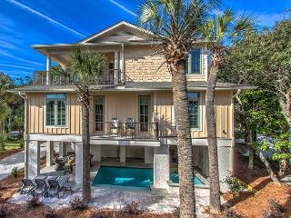 77A Dune-Beautiful custom beach home with OCEAN VIEWS. - Hilton Head vacation rentals