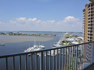 12th floor South Harbour 2 bdr - beautifully-decorated! - Pensacola Beach vacation rentals
