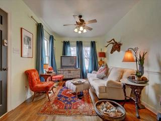 Eclectic 2BR Ranch House Centrally Located, 5 Minutes From Downtown - Austin vacation rentals