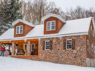 Beautiful 3 Bedroom Lodge located IN Ohiopyle State Park! - Allegheny Mountains vacation rentals