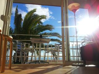 Beachfront Apt.3 balcony & great view+ Barcelona - Castelldefels vacation rentals