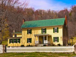 Historic, Fully Restored Farm House on 110 Acres - Madison vacation rentals