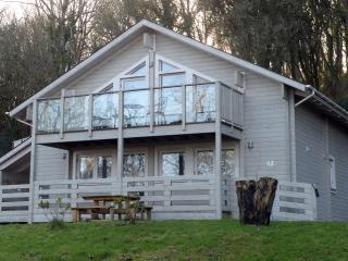 Peaceful Lodge, Woodland Location, Parking - Penally vacation rentals
