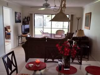 Newly Furnished 2BR/2b Ground Floor Condo - Sarasota vacation rentals