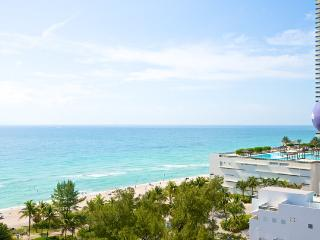 OCEANFRONT ON THE BEACH  2/2 BDR ON THE 12TH FL - Hollywood vacation rentals