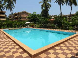 05) Large Apartment Regal Park + WiFi - Calangute vacation rentals
