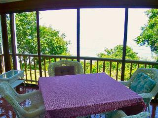 116-B Charm and privacy right on a Brewster beach. - Brewster vacation rentals