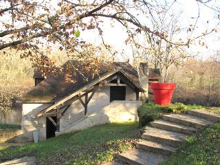 Cozy Watermill with Deck and Balcony - Chalais vacation rentals