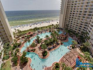 Shores of Panama 1119- Lovely 2 Bedroom condo on the gulf. Sleeps 8. - Panama City Beach vacation rentals