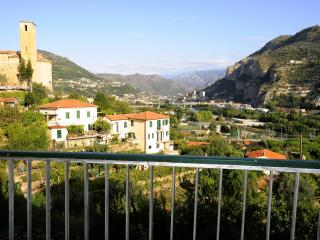 Ventimiglia: panoramic house in the medieval part - Ventimiglia vacation rentals