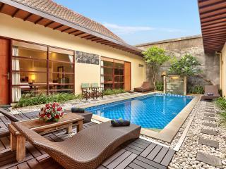 Cozy Deluxe Room Shared Pool - Seminyak vacation rentals