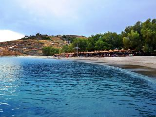5 Star 2-Bedroom Beachfront Villa in Kea Island - Cyclades vacation rentals