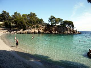 Portals 1, located at only 30 meters to the beach - Portals Nous vacation rentals