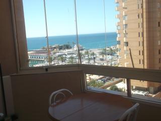 Sunny studio with marina view - Fuengirola vacation rentals