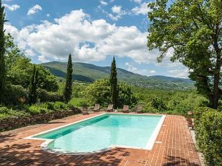 5 bedroom villa private pool and stunning view - Caprese Michelangelo vacation rentals
