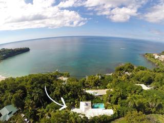 Butterfly Beach House, 5 Min. Walk to La Toc Beach - Marigot Bay vacation rentals