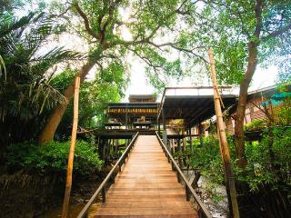 Riverside Treehouse; BTS + Breakfast - Bangkok vacation rentals