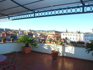 Unique terrace over Rome - Rome vacation rentals
