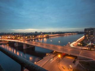 Panoramic apt on the Neva bank - Saint Petersburg vacation rentals