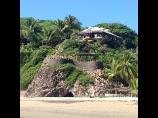 Coconuts by the Sea - awesome ocean front suites - La Manzanilla vacation rentals