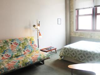Downtown Milwaukee's Mid Century Modern Loft - Milwaukee vacation rentals