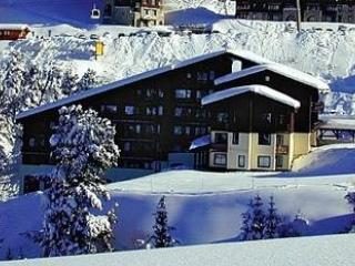 Ski in ski out 1 bedroom apartment in Belle Plagne - Wifi included - Belle Plagne vacation rentals