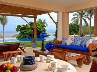 Beachfront Condo in Hacienda de Mita - Punta Mita - Punta de Mita vacation rentals