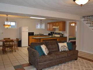 Spacious Basement Apartment for Short Term Rental - Lynchburg vacation rentals