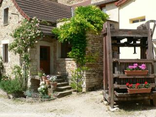 Gite La Petite Maison - Bourgogne - Chalon - St Martin sous Montaigu vacation rentals