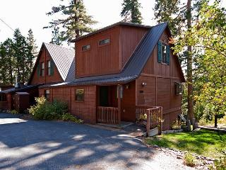 4 BR Lake View Home, Walking Distance to Lake w/ a Hot Tub - Sleeps 12 - Tahoe City vacation rentals