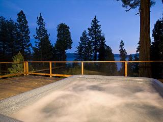 Rim Drive - 3 BR w/ Beautiful Lake Views & Hot Tub - Sleeps 9 - Tahoe Vista vacation rentals