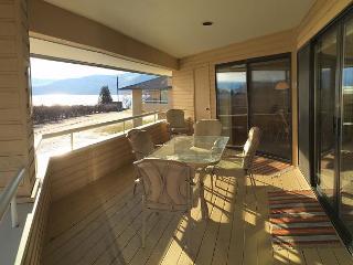 Wapato Point Halmalka Condo #510B near Pool with Lake Views - Manson vacation rentals