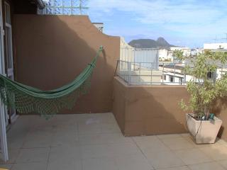 Cosy duplex with  wonderful terrace - Rio de Janeiro vacation rentals