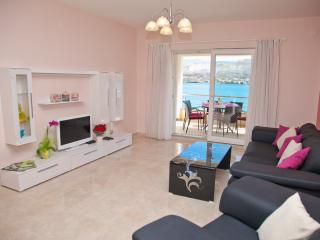 Large modern Apartment for 6-directy at the sea - Pag vacation rentals