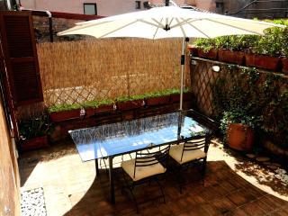 Colosseum Terrace Apartment - Rome vacation rentals