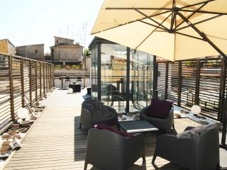 ROOF TERRACE TRASTEVERE ROME - Rome vacation rentals