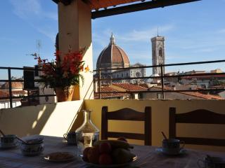 VENERE - Amazing Terrace With Duomo's View - Florence vacation rentals