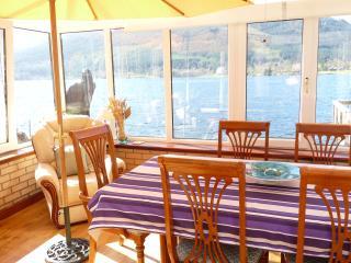 The Bungalow, Ardmay, Arrochar, Outdoor Hot Tub - Arrochar vacation rentals