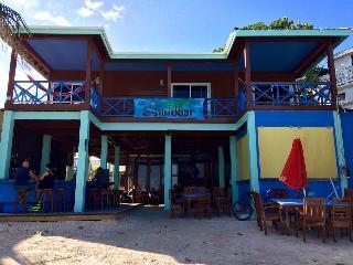 Sandbar Beachfront Hostel and Restaurant - San Pedro vacation rentals