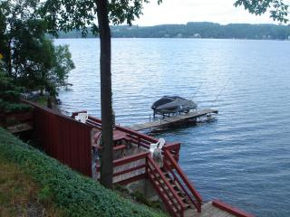 Romantic Condo with Deck and Internet Access - Keuka Park vacation rentals