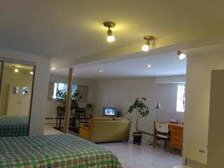 Beautiful Studio apartment 20 min from downtown! - Montreal vacation rentals