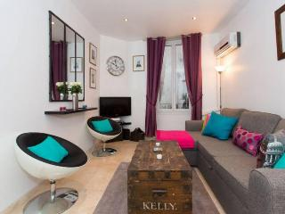 Charming 1 Bedroom Cannes Apartment, Forville Blanc - Cannes vacation rentals