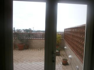 mansarda con fantastico terrazzo vista mare - Formia vacation rentals