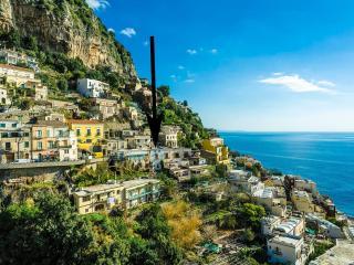 Sebastien with Garden - Positano vacation rentals