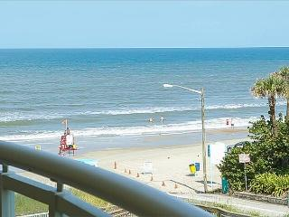 New! Beautiful Views of the Beach, South Facing Sleeps 6 - Daytona Beach vacation rentals