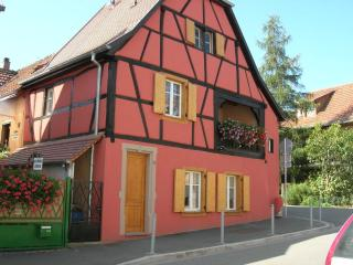 Perfect Gite with Dishwasher and Short Breaks Allowed in Kintzheim - Kintzheim vacation rentals