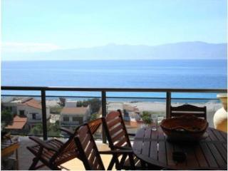 penthouse in the center city with vue Sicily and volcano etna - Reggio di Calabria vacation rentals