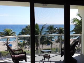 Beach Front Haven - Spectacular Ocean Views - Deerfield Beach vacation rentals